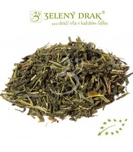 CHINA WUJUAN BIO - zelený sypaný čaj