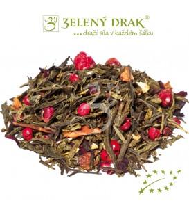 CHINA WHITE DOWNY OOLONG YUMAO CHA BIO - oolong čaj