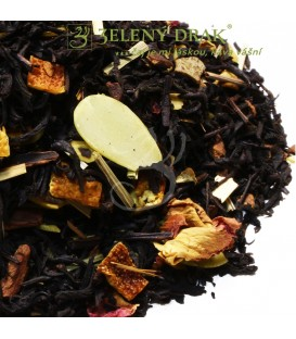 BRUSINKOVÝ SVĚT - wellness čaj BIO