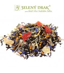 CHINA KEEMUN BIO - černý čaj