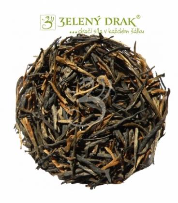 DIAN HONG JIN ZHEN | ZLATÉ JEHLIČKY - červený čaj
