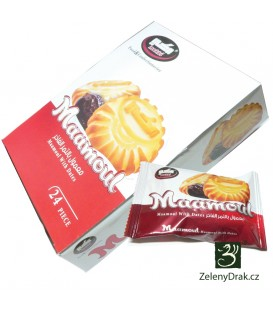 MAAMOUL - máslová sušenka s datlí