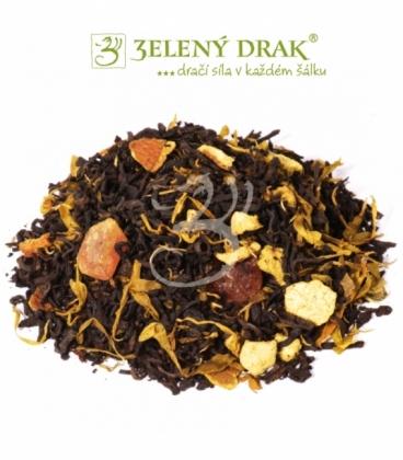 PUERH GRAPEFRUIT A POMERANČ - puerh čaj