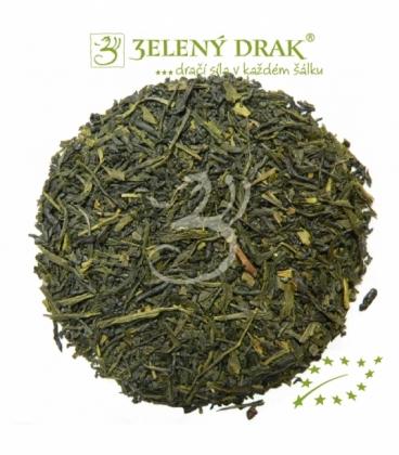 JAPAN SENCHA - japonský zelený čaj