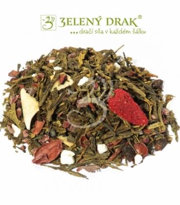 ANDROMEDA - zelený sypaný čaj