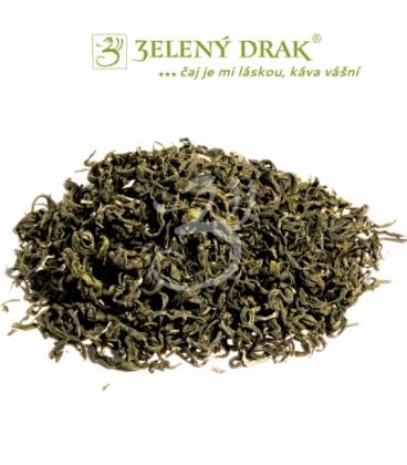 SHAN SNOW GREEN TEA IN VIETNAM HIGH MOUNTAIN - zelený čaj z čerstvé sklizně