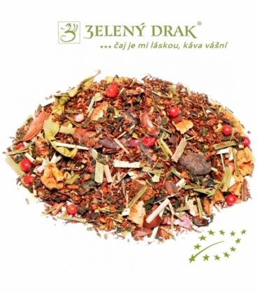 EUFORIE BIO - rooibos, bylinný čaj