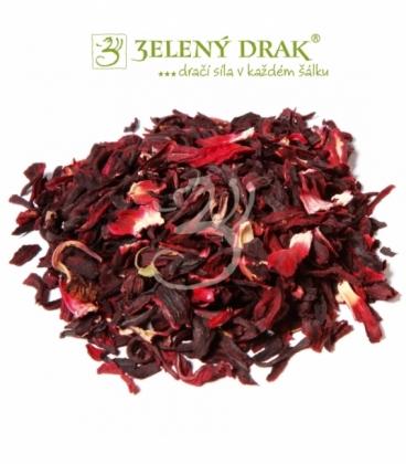 IBIŠEK KVĚTY – bylinný čaj užíván nejen na dobrý tlak