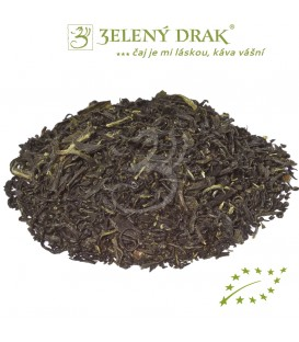 SOUTH KOREA WOOJEON GREEN ORGANIC - pravý zelený čaj