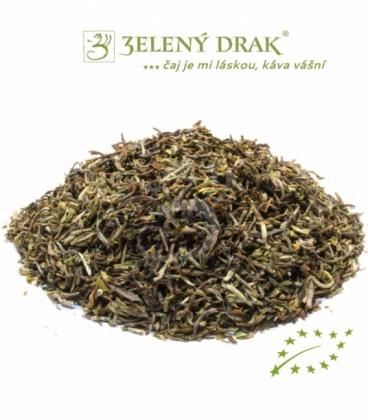 NEPAL HIMALAYAN FORBIDDEN KINGDOM ORGANIC - pravý polofermentovaný oolong čaj