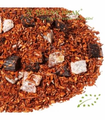 DATLE & VANILKA BIO - rooibos, bylinný čaj