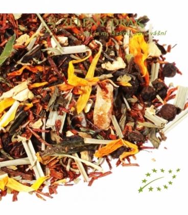 FITNESS TEA BIO - wellness čaj BIO
