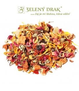 LUČNÍ KVÍTÍ - wellness čaj