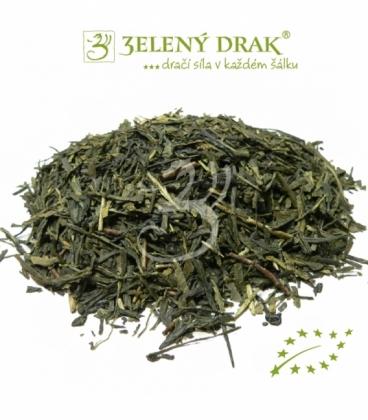 CHINA SENCHA ORGANIC BIO - zelený čaj