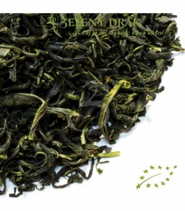 SOUTH KOREA GREEN OP BIO - pravý zelený sypaný čaj BIO