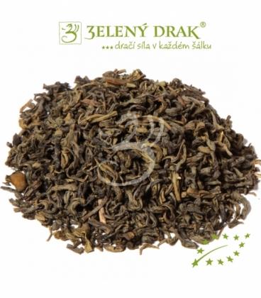 CHINA CHUN MEE BIO - zelený čaj