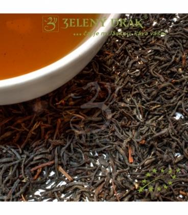 RWANDA RUKERI BIO - pravý černý sypaný čaj