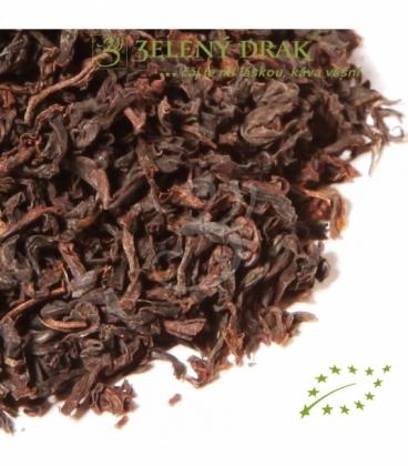 SOUTH INDIA OP KARAKUNDAH BIO - pravý černý sypaný čaj