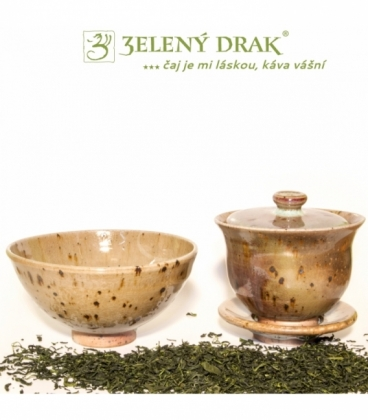 ZHONG, GAIWAN, ČCHA WAN, ČUNG - porcelán