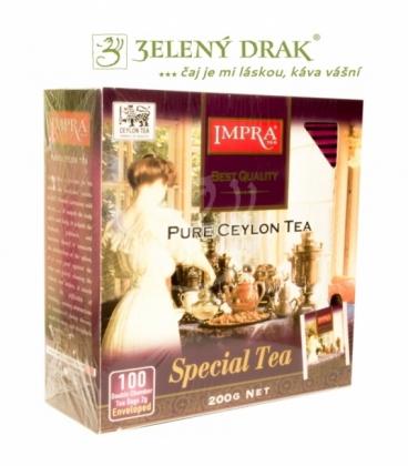 PURE CEYLON SPECIAL TEA 100 KS - pravý černý čaj