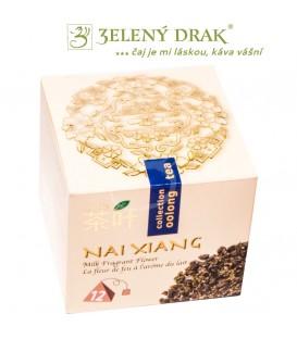 NAI XIANG - exkluzivní čaj v pyramidových sáčcích