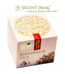 DIAN HONG - exkluzivní čaj v pyramidových sáčcích