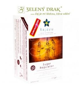 RAJAYU SUGAR REGULATOR - bylinný ayurvédský čaj