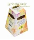 FLOWER POWER - zelený ochucený čaj