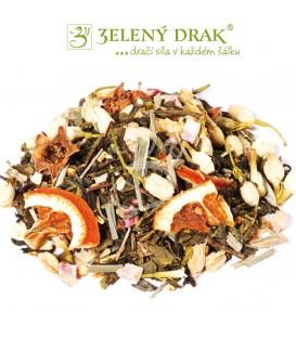 SÍLA DUCHA - zelený čaj