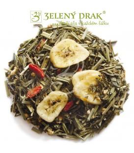 VŮNĚ ORIENTU - zelený čaj