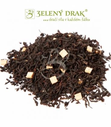 KARAMELOVÝ KRÉM - černý čaj