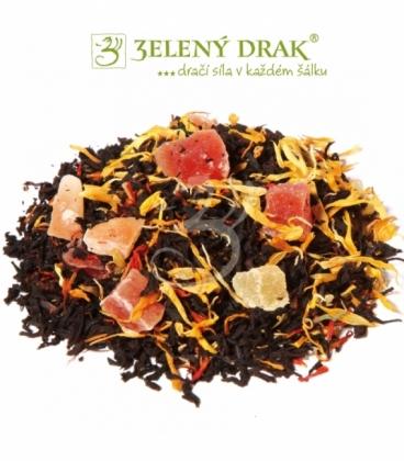 EXOTICKÝ OSTROV - černý čaj