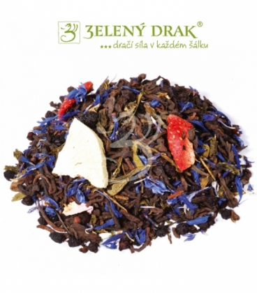 PUERH VITAMÍNOVÁ BOMBA - puerh čaj je užíván na podporu hubnutí