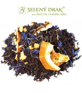 EARL GREY LADY STAR - DELUX - černý čaj